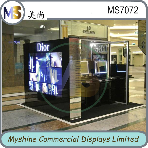 Barber Road Storage : High quality kiosk for barber shop with eyebrow threading kiosk used ...